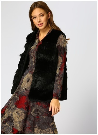 Vero Moda Yelek Siyah